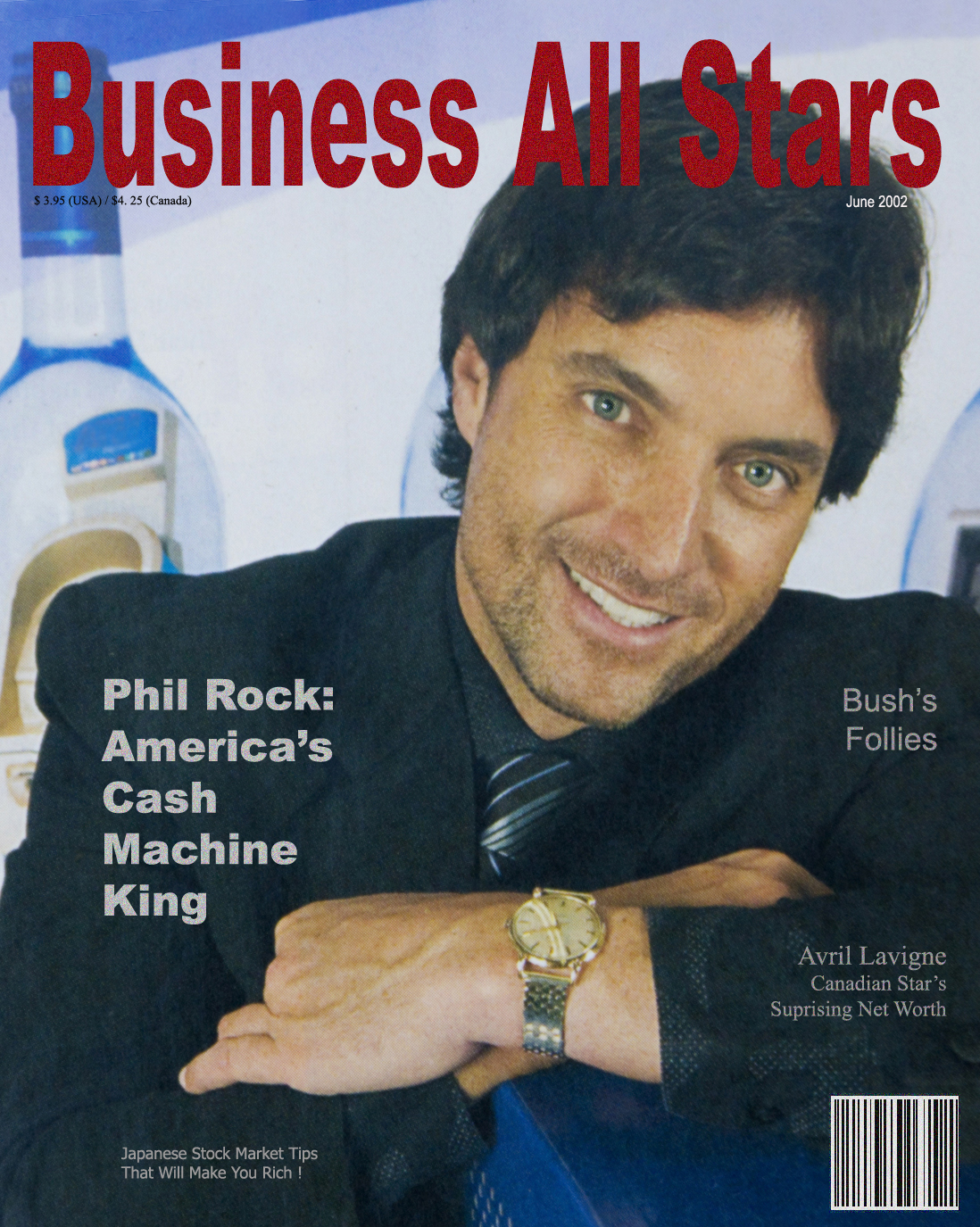 Phil Rock: America's Cash Machine King